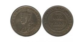 1 Penny Georges V Australie