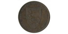 1/12 Shilling Victoria - Jersey