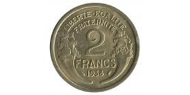 2 Francs Morlon Bronze Aluminium