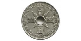1 Shilling - Nouvelle Guinée Argent