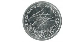 1 Franc Afrique Centrale