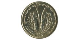 25 Francs Afrique de l'Ouest (Etats)