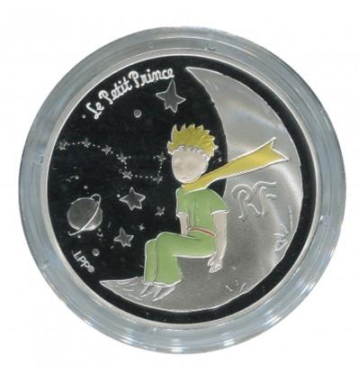 10 Euros Le Petit Prince 2021 - Emmène-moi sur la lune