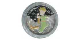 10 Euros Petit Prince 2021 - LPP et le Renard