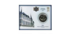 2 Euros Luxembourg 2021 - BU