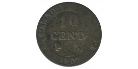 10 Centimes Napoléon Ier Premier Empire