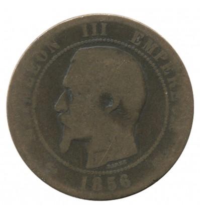 10 Centimes Napoléon III Tête Nue Second Empire