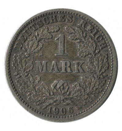 1 Mark - Allemagne Argent