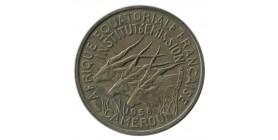 25 Francs Afrique Equatoriale - Cameroun