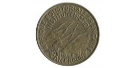 5 Francs Afrique Equatoriale - Cameroun