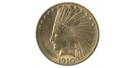 10 Dollars Indien - Etats-Unis