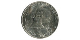 1 Dollar Eisenhower - Etats-Unis Argent