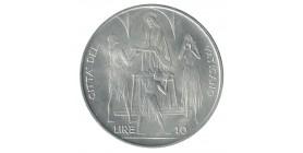 10 Lires Paul VI - Vatican