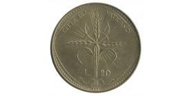 20 Lires Paul VI - Vatican