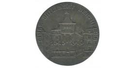 Médaille Exercice de l'Arquebuse - Suisse Argent