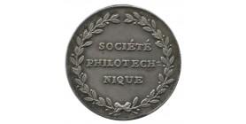 Jeton Académie et Sociétés Savantes Société Philotechnique