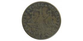 Jeton Henri III en Laiton de Nuremberg Administration de Paris
