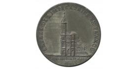 Médaille pour l'Entrée de l'Impératrice Marie-Louise en France