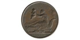 Médaille Henri V Prétendant 1820/1883