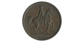 Médaille Louis-Philippe Ier - L'Armée au Duc d'Orléans Prince Royal