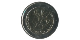 2 Euros Finlande 2021