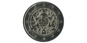 2 Euros Grèce 2021