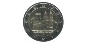 2 Euros Allemagne 2021