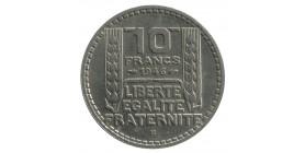 10 Francs Turin Grosse Tête Gouvernement Provisoire