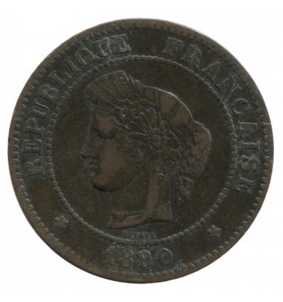 5 Centimes Cérès Troisième République