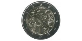 2 Euros Lituanie 2021