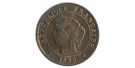 1 Centime Cérès Troisième République