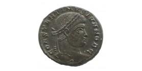Nummus de Constantin II