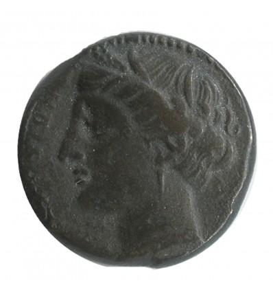 Sicile - Syracuse - Agathoclès Bronze