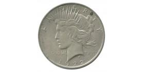 1 Dollar Paix - Etats-Unis Argent