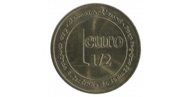 "Jeton 1 1/2 Euro ""Demain l'Euro"""