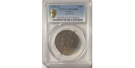 10 Centimes Cérès 1890 A - PCGS MS64BN
