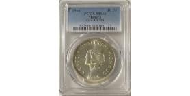 10 Francs Monaco 1966 - PCGS MS66