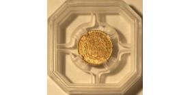 20 Francs Génie 1897 A - GENI MS62