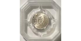 1 Franc Semeuse 1909 - GENI MS65