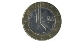 5 Euros Finlande 2003 - Hockey
