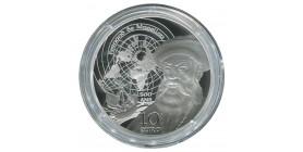 10 Euros Unesco Magellan - 2021