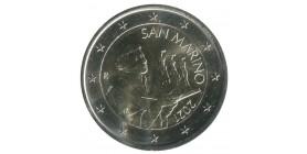 2 Euros St Marin 2021