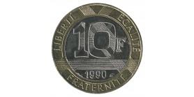 10 Francs R.F. Génie de la Bastille