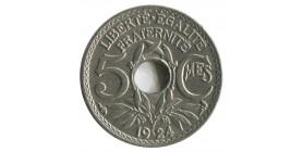5 Centimes Lindauer Petit Module