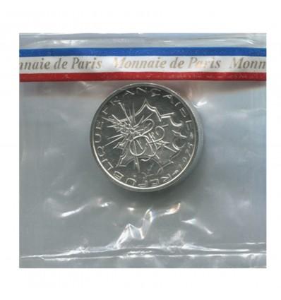 10 Francs Mathieu Piéfort en Argent