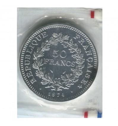 50 Francs Hercule Essai