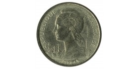 Essai de 10 Francs Comores