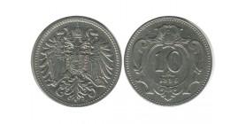 10 Heller Autriche