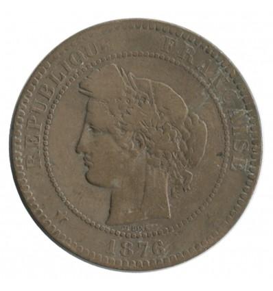 10 Centimes Cérès Troisième République