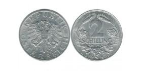 2 Schilling Autriche